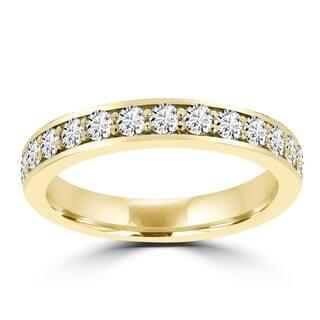 14k Yellow Gold 5/8ct TDW La Vita Vital Wedding Band|https://ak1.ostkcdn.com/images/products/12922194/P19676141.jpg?impolicy=medium
