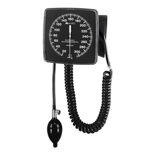 Mabis Legacy Wall-Mounted Clocks Aneroid Sphygmomanometer