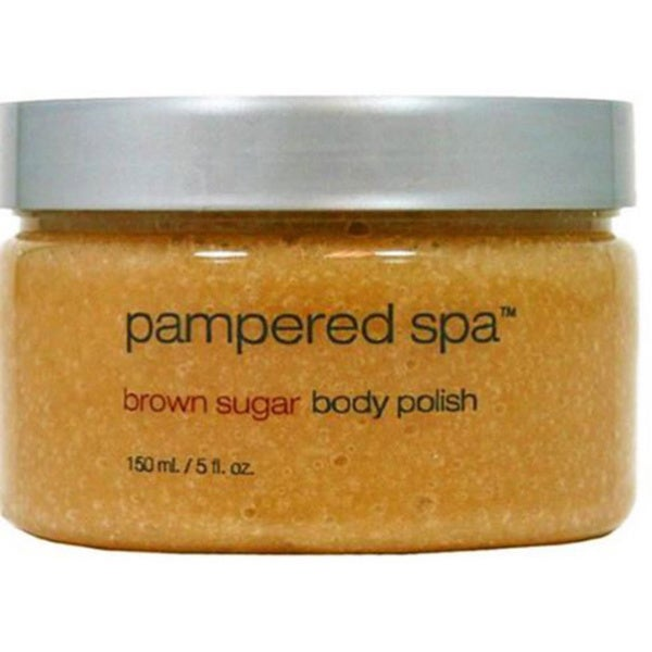 Pampered Spa 5-ounce Brown Sugar Body Polish