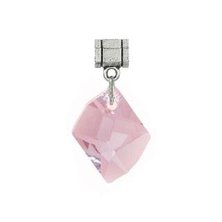 Jewelry by Dawn Pink Swarovski Crystal Cosmic Pendant