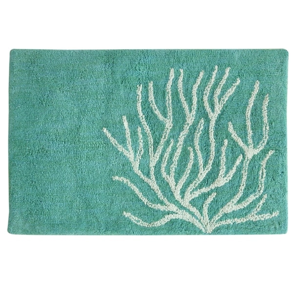 Coral Bath Rug 20 'x30 '