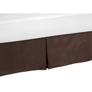 Sweet Jojo Designs Designer Dot Collection Queen Bed Skirt