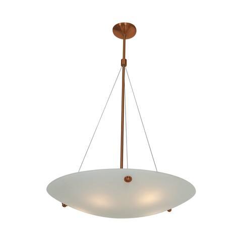 Access Lighting Noya 5-light Bronze Pendant