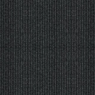 Multy 1001734 2' X 5' Charcoal Concord Mat Floor Runner