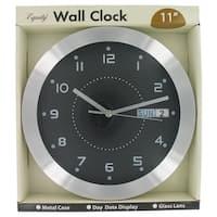 "Equity 87784 11"" Wall Clock"