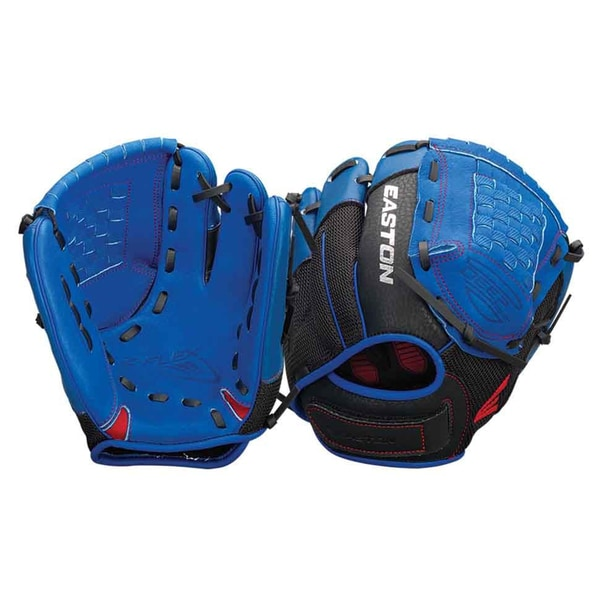 Z-Flex Youth Glove Blue 11 Left Hand Throw