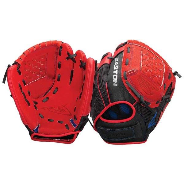 Z-Flex Youth Glove Red 11 Left Hand Throw
