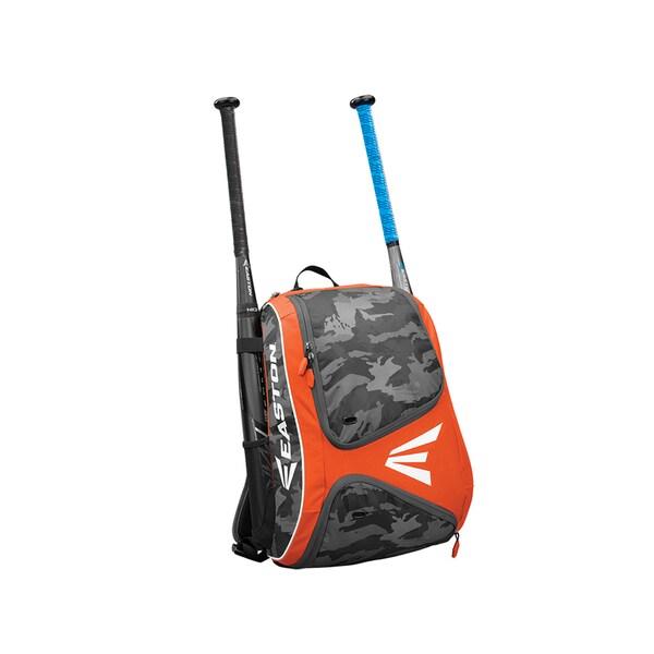 E110BP Backpack Orange Camo