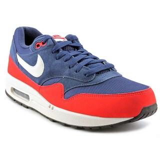 Nike Men's 'Air Max 1 Essential' Basic Textile Athletic Shoe