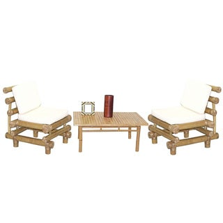 5 Piece Payang Chairs and Square Table Set