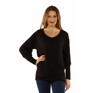 Stunning Blouson Tunic for Day into Evening