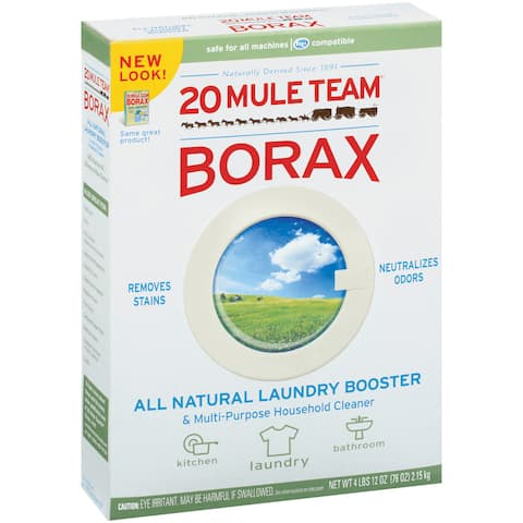 Dial 00201/1365491 76 Oz 20 Mule Team Borax Laundry Booster