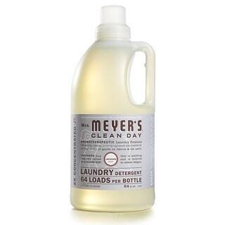 Mrs Meyers 14531 64 oz. Lavender Laundry Detergent