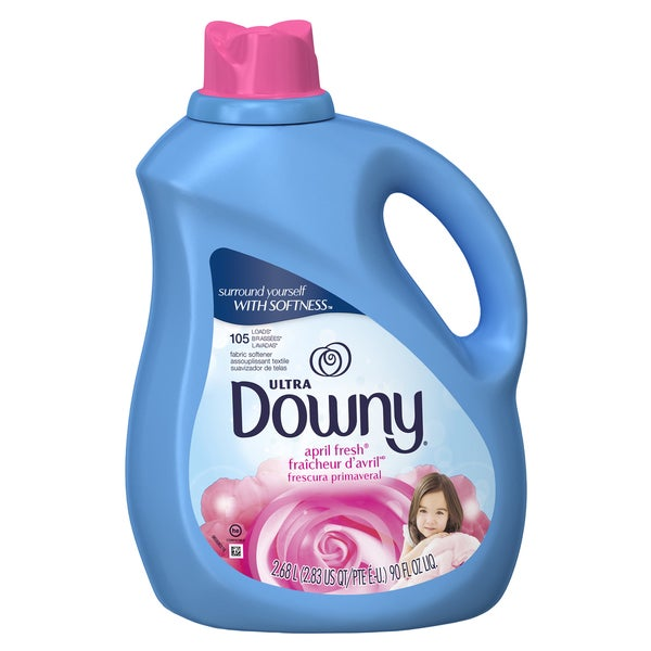 Ultra Downy 29511 90 Oz April Fresh Scent Ultra Downy Laundry Detergent. Opens flyout.