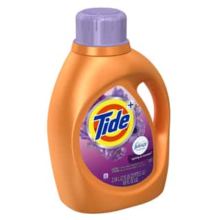 Tide 87565 69 Oz Spring & Renewal Tide Laundry Detergent With Febreze|https://ak1.ostkcdn.com/images/products/12923501/P19677403.jpg?impolicy=medium
