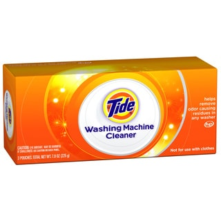 Tide 21637 3 Count Washing Machine Cleaner