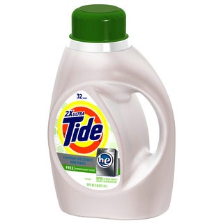 Tide 13886 50 Oz 2X Free & Gentle High Efficiency Liquid Tide