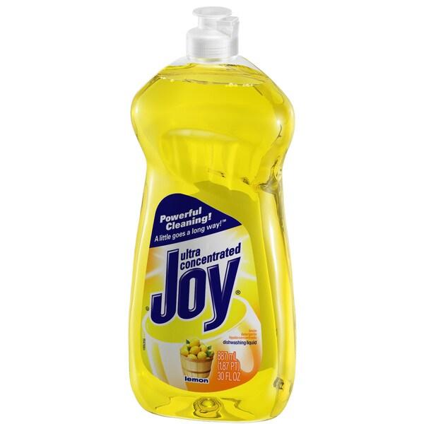 Joy Ultra 11086 30 Oz Joy Lemon Dishwashing Liquid. Opens flyout.