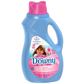 Downy 35751 34 Oz April Fresh Downy Ultra Liquid Fabric Softener