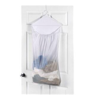 Whitmor 6154-746 Over The Door Mesh Hanging Laundry Bag