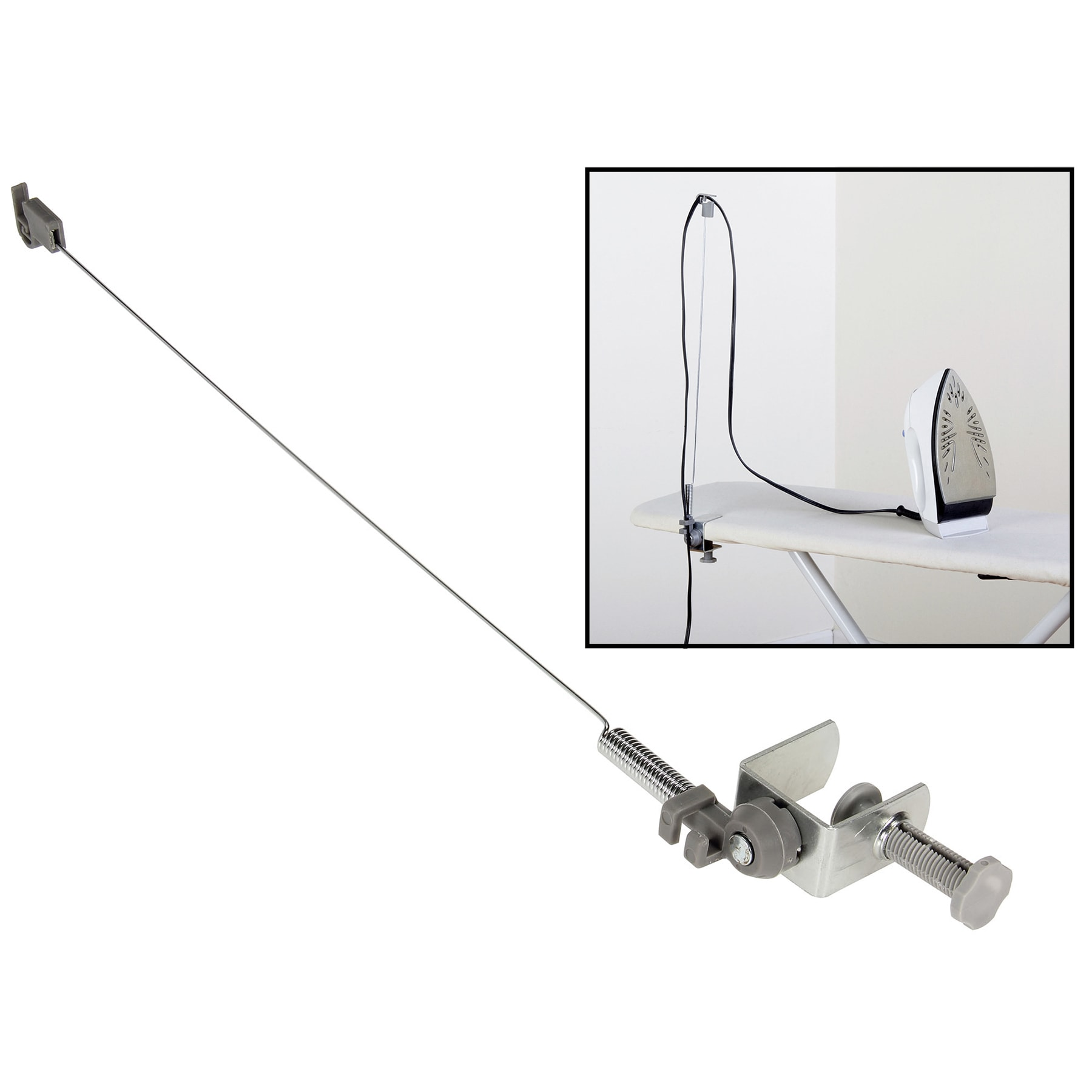 Household Essentials 175 18 Iron Cordminder (Fldng Iron Crd Mindr)