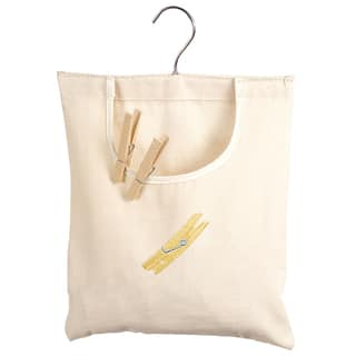 Whitmor 6462-789 Natural Canvas Clothespin Bag https://ak1.ostkcdn.com/images/products/12923641/P19677446.jpg?impolicy=medium