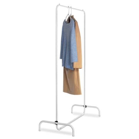 Whitmor 6023-204 White Garment Rack