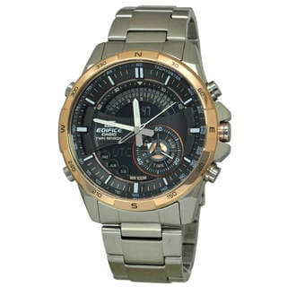 Casio Edifice ERA200DB-1A9 Men's Black Dial Watch