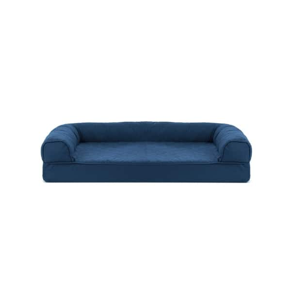 Tremendous Shop Furhaven Pet Bed Quilted Orthopedic Sofa Dog Bed Gmtry Best Dining Table And Chair Ideas Images Gmtryco