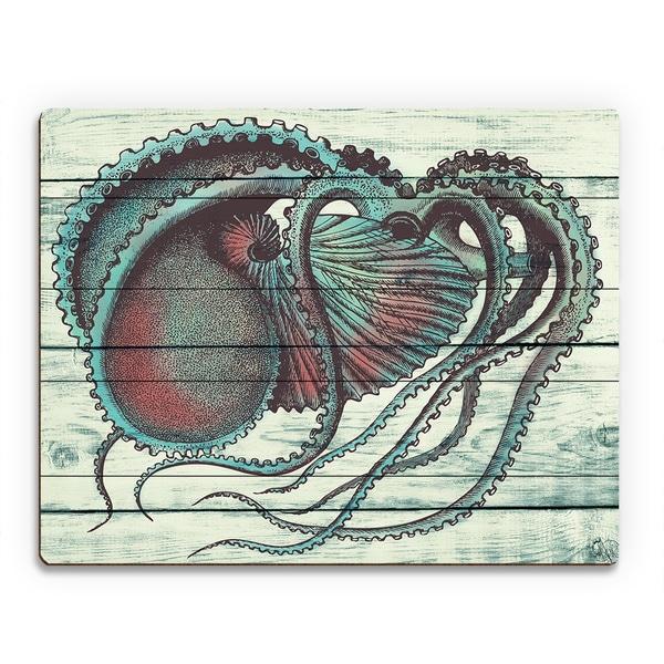 Aquamarine Octopusu0026#x27 ...