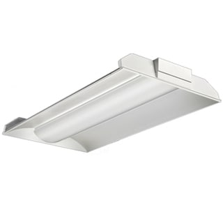 Lithonia Lighting 2VT8 2 32 ADP MVOLT GEB10IS White 2-light Fluorescent Architectural Troffer