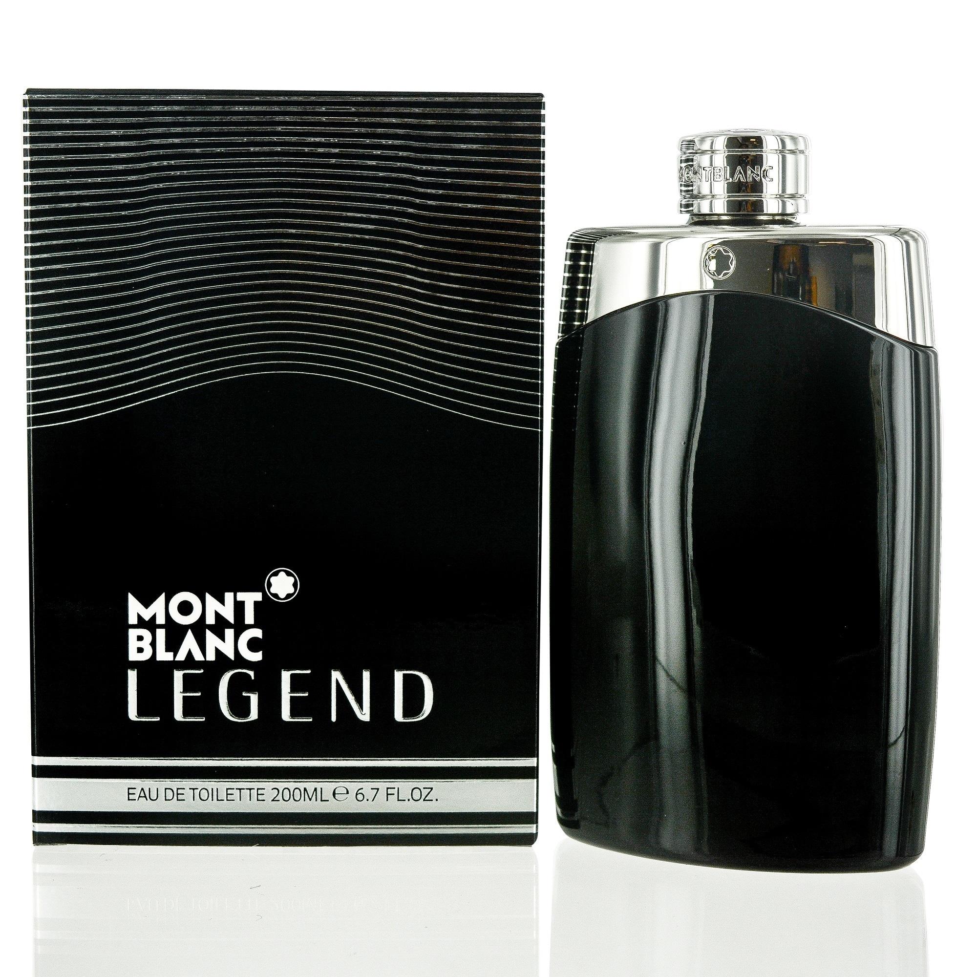 Mont Blanc Legend Men's 6.7-ounce Eau de Toilette Spray (...
