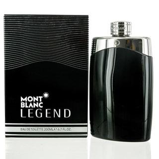 Mont Blanc Legend Men's 6.7-ounce Eau de Toilette Spray