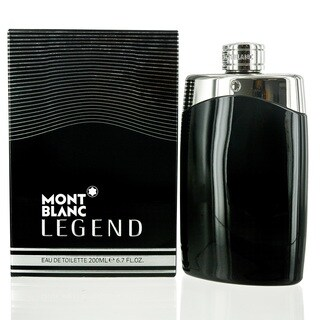 Mont Blanc Legend Men's 6.7-ounce Eau de Toilette Spray