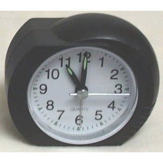 Equity 27001 Quartz Analog Alarm Clock With Lighted Dial