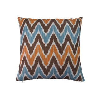 Corvus YDL-PIL-L3247 Multicolor Polyester 18-inch Square Pillows (Set of 2)
