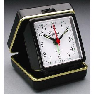 "Equity 20080 3.5"" Travel Alarm Clock"