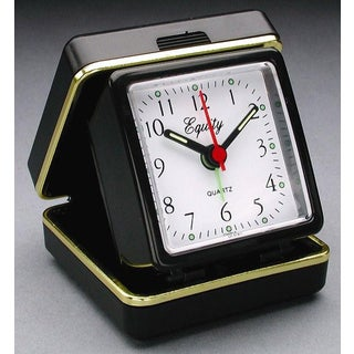 "Equity 20080 3.5"" Travel Alarm Clock"