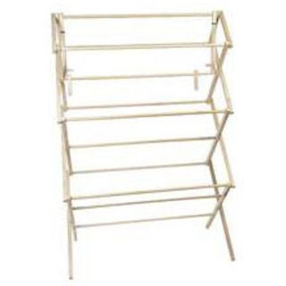 Madison Mill #15 Wood Clothes Dryer Rack
