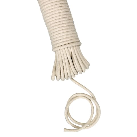 Household Essentials 04800 100' Cotton Clothesline