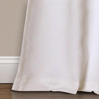 Lush Decor Weeping Flowers Room-darkening Window Curtain Panel Pair
