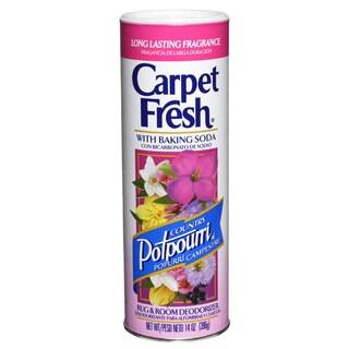 Carpet Fresh 27600 14 Oz Country Potpourri Rug & Room Deodorizer W/Baking Soda