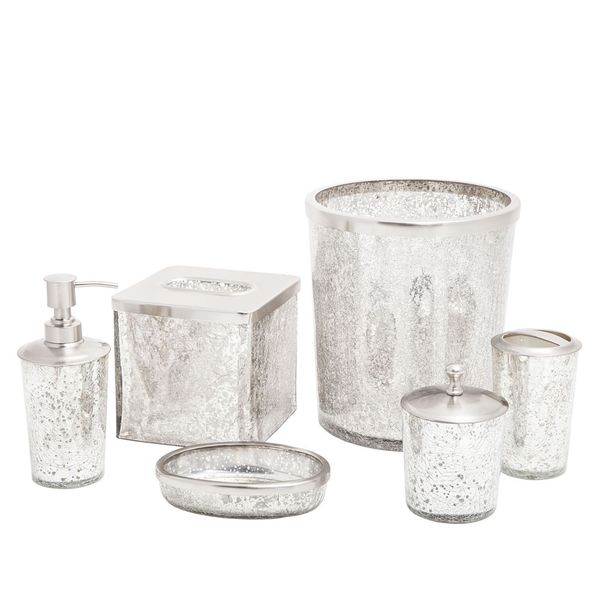 Ice 6-Piece Accessory Bath Set