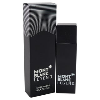 Mont Blanc Legend Men's 0.5-ounce Eau de Toilette Spray