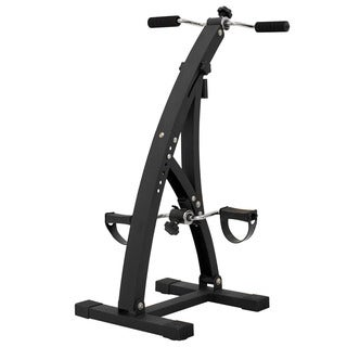 Prospera bYoung Duo Bike, with Upright High Weight Capacity, Pulse Monitoring, with Height and Angle Adjustable