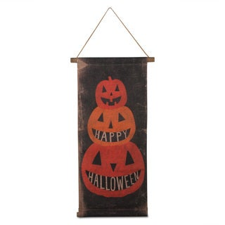 TAG Happy Halloween Pumpkin Scroll