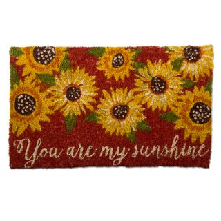 "TAG Sunflower Coir Mat (30"" x 18"")"