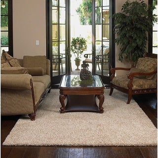 Shaw Uptown Girl Premium Shag Area Rug (6' x 9') (More options available)