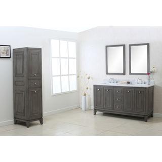 Legion Furniture 60-inch Sink Vanity Cabinet Set