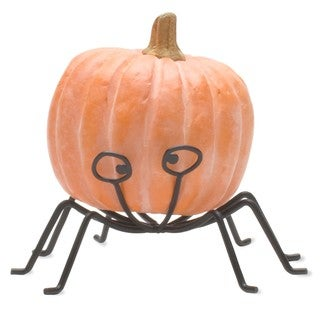 TAG Halloween Wrought Iron Small Pumpkin Stand
